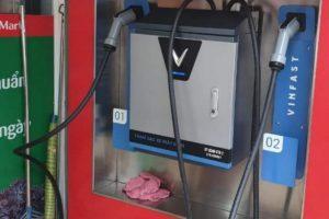 Giá Đổi Pin VinFast các Trạm Đổi Pin VinFast